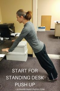 FREE WORKOUT PLAN TO DO DURING YOUR WORK DAY ~ Laura Regna ...